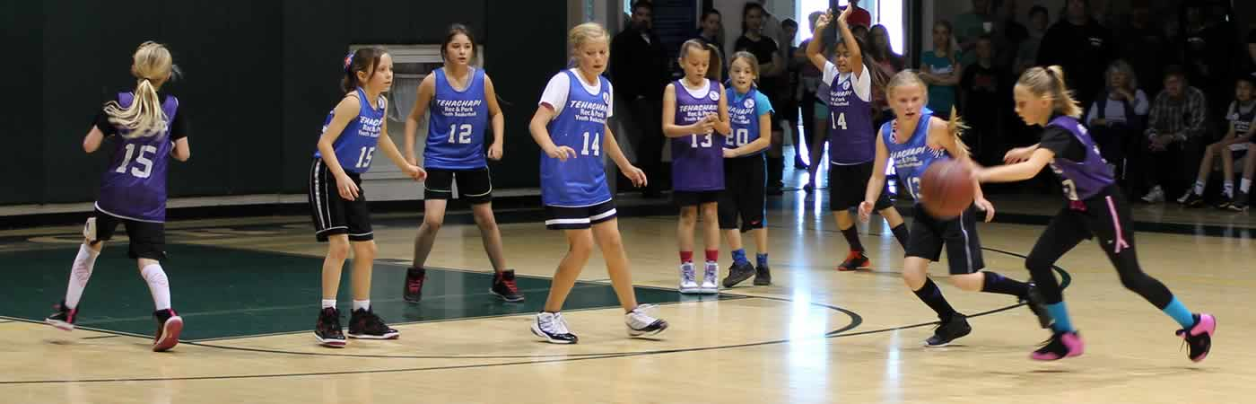 TVRPD Youth Sports