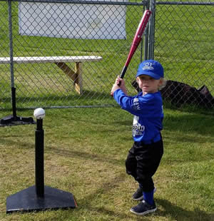 Youth Baseball - T-Ball and Coach Pitch