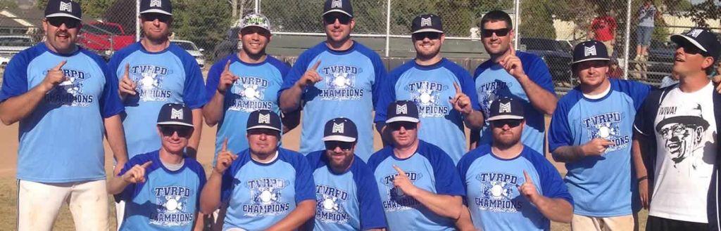 Adult Co-Ed Softball League - TVRPD